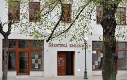 Mestská knižnica Kežmarok a naši prváci