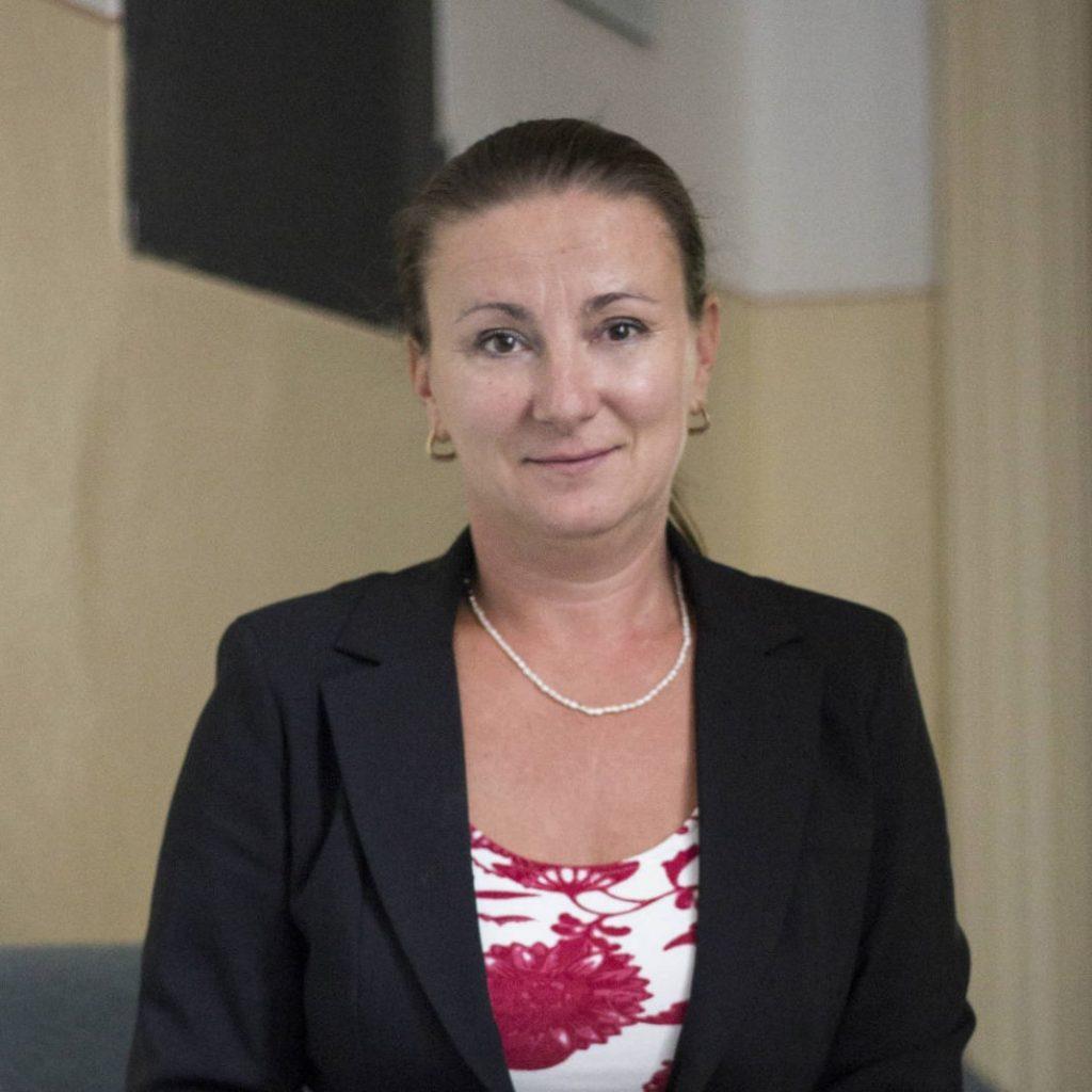 Mgr. Daniela Mihóková