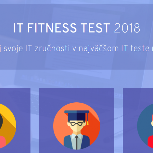 Výsledky IT FITNESS testu 2018