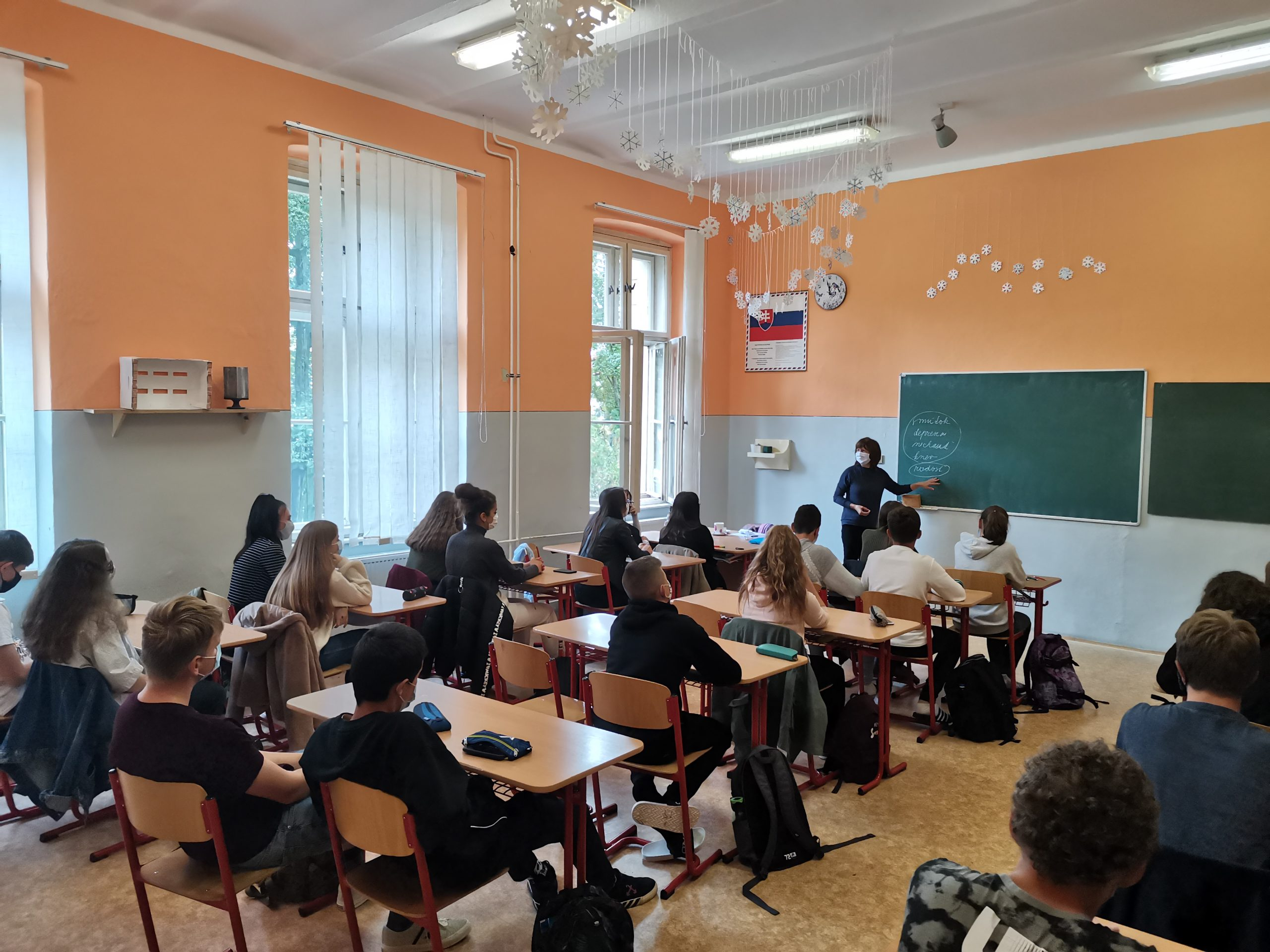 Adaptačné vzdelávanie pre žiakov 1. ročníka