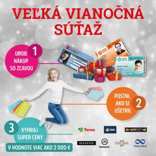 ISIC a ITIC vianočná súťaž