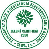Zelený certifikát