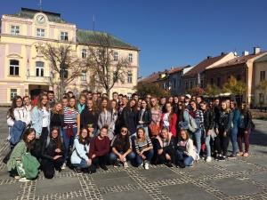 16. 10. 2018 | Literárna exkurzia v Liptovskom Mikuláši