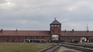Exkurzia v Osvienčime