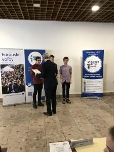 12. 4. 2019 | Mladý Európan