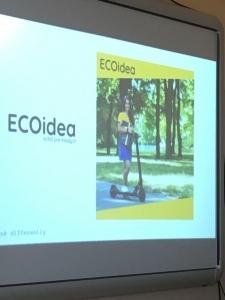 Ekologická prezentácia