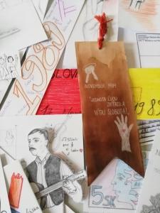 Záložka do knihy spája slovenské školy